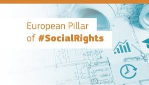 Αποτέλεσμα εικόνας για ευρωπαϊκό πυλώνα κοινωνικών δικαιωμάτων