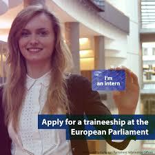 399 Θέσεις Πρακτικής Άσκησης Schuman στο Ευρωπαϊκό Κοινοβούλιο