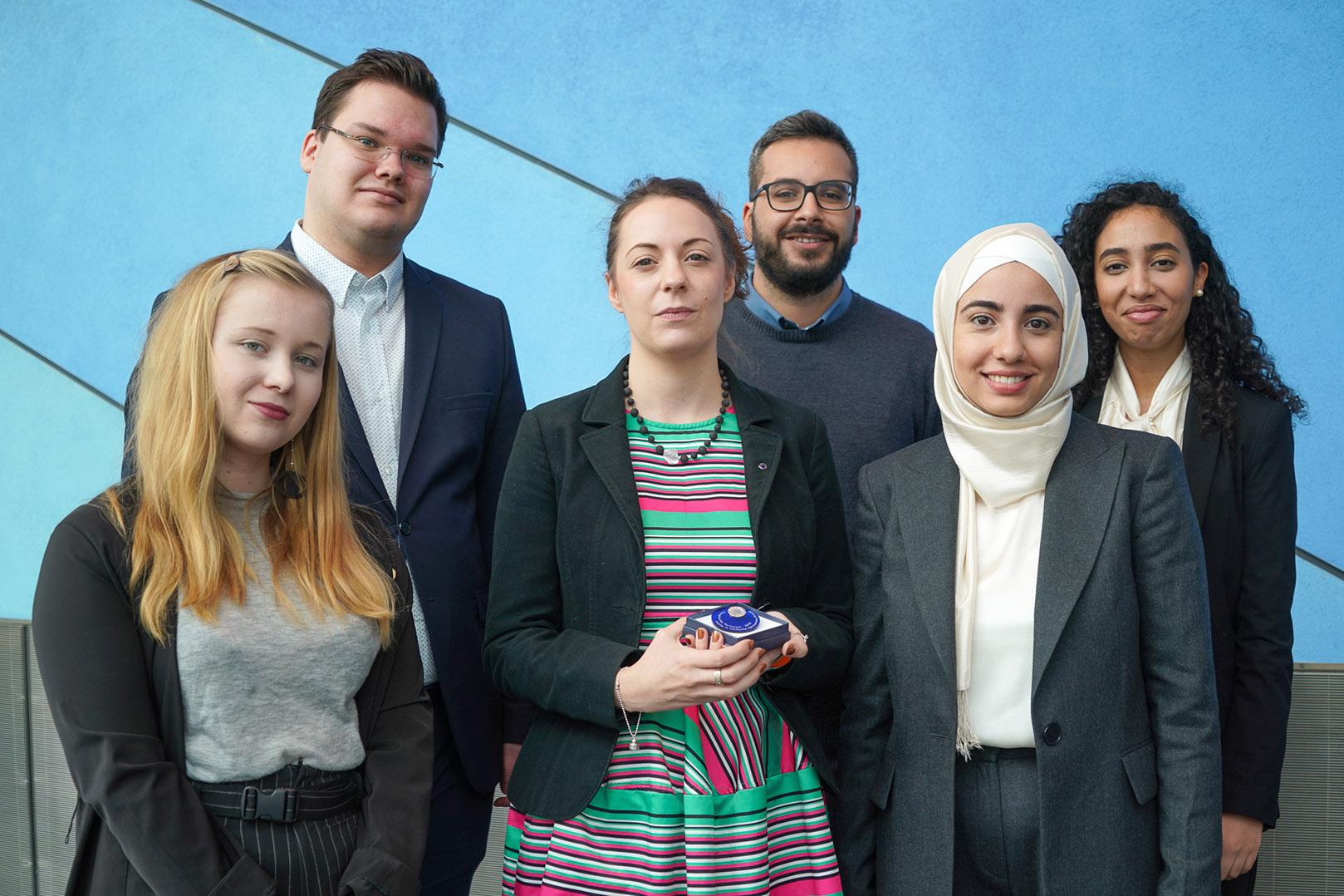 (Ελληνικά) Βραβείο Καρλομάγνου για τη Νεολαία 2020